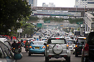 Jakarta traffic.<br /> Various scenes of the city of Jakarta in Indonesia.