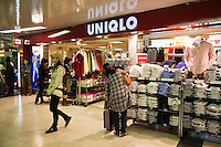 UNIQLO is Japan's wildly popular clothing chain stores are quickly spreading around the world.  With new branches all over Japan and now in New York and Paris, the secret of UNIQLO's success is simple - high quality, simple and affordable.