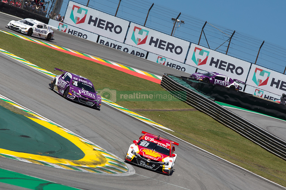 December 9, 2018 - Sao Paulo, Sao Paulo, Brazil - Nov, 2018 - #10 RICARDO ZONTA of Shell V-Power winner of the final stage of the 2018 championship of the Brazilian Stock Car, at Interlagos circuit, in Sao Paulo, Brazil. (Credit Image: © Paulo Lopes via ZUMA Wire) (Credit Image: © Paulo Lopes/ZUMA Wire)
