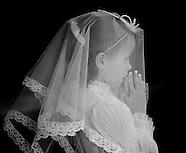 All Souls Cathollic Church First Communion 1977
