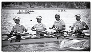 Brandenburg. GERMANY. GBR M4-. Bow, Alex GREGORY. Mo SBIHI, George Nash and Constantine LOULOUDIS.<br /> 2016 European Rowing Championships at the Regattastrecke Beetzsee<br /> <br /> Friday 06/05/2016<br /> <br /> [Mandatory Credit; Peter SPURRIER/Intersport-