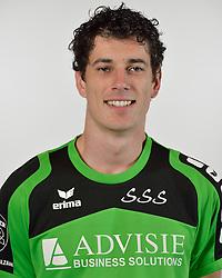 19-10-2015 NED: Teampresentatie Advisie-SSS, Barneveld<br /> Selectie 2015-2016 SSS Barneveld / Willem van Walderveen #2 of SSS
