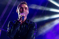 Marti Pellow performing live on stage during Solihull Summerfest Tudor Grange Park Solihull  West Midlands 2021