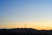 500px Photo ID: 4397135 - sutro tower at sunset