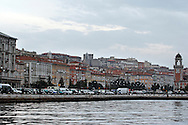 Trieste, riva nazario sauro