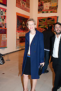 ALANNA WESTON, Opening of Love is what you want. Exhibition of work by Tracey Emin. Hayward Gallery. Southbank Centre. London. 16 May 2011. <br /> <br />  , -DO NOT ARCHIVE-© Copyright Photograph by Dafydd Jones. 248 Clapham Rd. London SW9 0PZ. Tel 0207 820 0771. www.dafjones.com.
