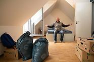 Vorher-Nachher-Hauseinwohner