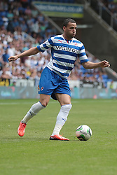 Reading's Hal Robson-Kanu - Photo mandatory by-line: Nigel Pitts-Drake/JMP - Tel: Mobile: 07966 386802 03/08/2013 - SPORT - FOOTBALL -  Madejski Stadium - Reading -  Reading v Ipswich Town - Sky Bet Championship