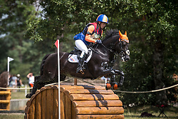 Van de Kuilen Joyce (NED) - Regent Des Mauvis<br /> European Championship Poney - Fontainebleau 2012<br /> © Dirk Caremans