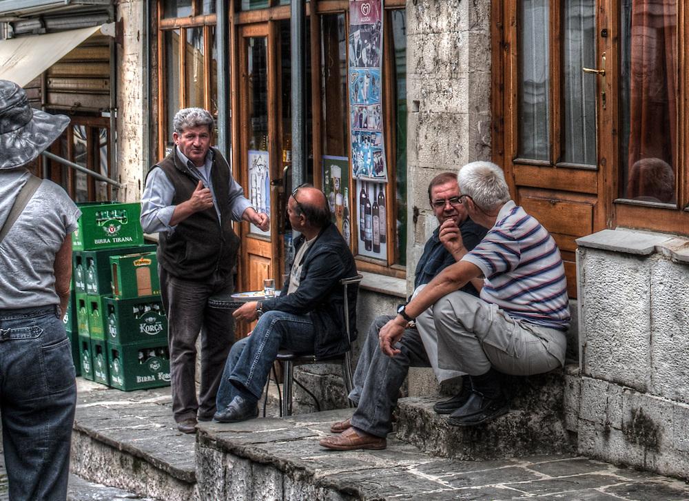 In Gjirokastra
