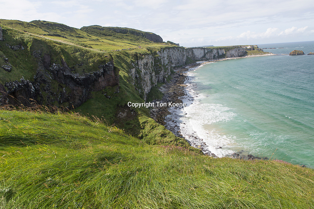Dowhill (benone) strand in Londonderry is is used as a location for Dragstone in 'Game of Thrones'