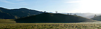Central Valley Sunrise (37438 x 10984 pixels)