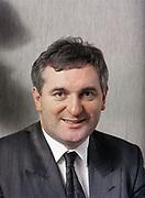 6 November 1989<br /> <br /> Bertie Ahern Portrait