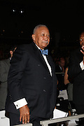 """15 November 2010- New York, NY- Former Mayor David Dinkins at The National Action Network's 1st Annual Triumph Awards honoring """"Our Best"""" in the Arts, Entertainment, & Sports held at Jazz at Lincoln Center on November 15, 2010 in New York City. Photo Credit: Terrence Jennings"""