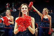 CHARLOTTESVILLE, VA- DECEMBER 6: Virginia Cavaliers cheerleaders during the game on December 6, 2011against the George Mason Patriots at the John Paul Jones Arena in Charlottesville, Virginia. Virginia defeated George Mason 68-48. (Photo by Andrew Shurtleff/Getty Images) *** Local Caption ***
