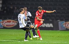 SCO Angers vs Montpellier HSC - 10 November 2018