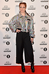 Jess Glynne bei den BBC Radio 1 Teen Awards in London / 231016<br /> <br /> *** BBC Radio 1 Teen Awards in London on October 23, 2016 ***