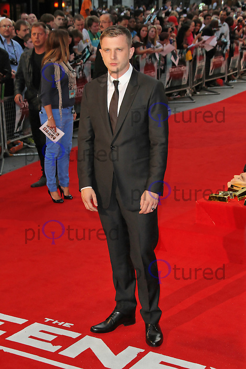 LONDON - SEPTEMBER 03: Ben Drew attended the European Film Premiere of 'The Sweeney' at the Vue Cinema, Leicester Square, London, UK. September 03, 2012. (Photo by Richard Goldschmidt)