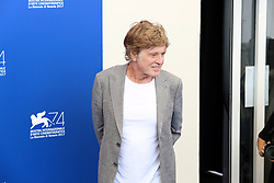 Robert Redford and Jane Fonda attend the 'Our Souls At Night' photocall during the 74th Venice Film Festival. 01 Sep 2017 Pictured: Robert Redford. Photo credit: MEGA TheMegaAgency.com +1 888 505 6342