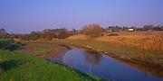 A084PD River Deben near Woodbridge Suffolk England