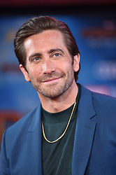 """Jake Gyllenhaal attends the Premiere of Sony Pictures' """"Spider-Man Far From Home"""" at TCL Chinese Theatre on June 26, 2019 in Los Angeles, CA, USA. Photo by Lionel Hahn/ABACAPRESS.COM"""