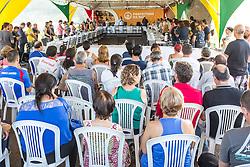 Prefeito na Rua, em Canoas. FOTO: André Feltes/ Agencia Preview