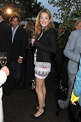 ROSE VAN CUTSEM at the annual Serpentine Gallery Summer Party sponsored by Burberry held at the Serpentine Gallery, Kensington Gardens, London on 28th June 2011.