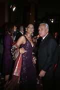 BIPASHA BASU AND CARTIER CEO BERNARD FORNAS, Cartier launches Inde Mysterieuse. Lancaster House, Stable yard. St. James's. London SW1. 19 September 2007. -DO NOT ARCHIVE-© Copyright Photograph by Dafydd Jones. 248 Clapham Rd. London SW9 0PZ. Tel 0207 820 0771. www.dafjones.com.