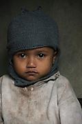 Khasi Child<br /> Nongriat, Khasi Hills<br /> Meghalaya, ne India<br /> Range: South China, NE India, Burma