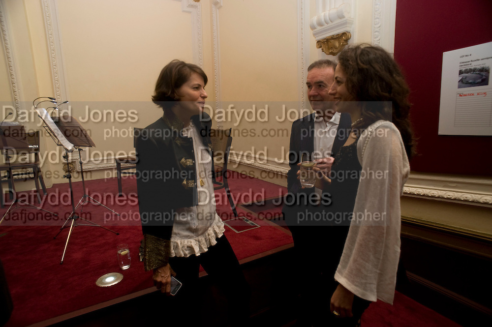 LUCY TANG; NICK BROOMFIELD;  JASMINE DELLAL, David Tang and Nick Broomfield host  a reception and screening of Ghosts. On the Fifth anniversary of the Morecambe Bay Tragedy to  benefit the Morecambe Bay Children's Fund. The Electric Cinema. Portobello Rd. London W11. 5 February 2009 *** Local Caption *** -DO NOT ARCHIVE -Copyright Photograph by Dafydd Jones. 248 Clapham Rd. London SW9 0PZ. Tel 0207 820 0771. www.dafjones.com<br /> LUCY TANG; NICK BROOMFIELD;  JASMINE DELLAL, David Tang and Nick Broomfield host  a reception and screening of Ghosts. On the Fifth anniversary of the Morecambe Bay Tragedy to  benefit the Morecambe Bay Children's Fund. The Electric Cinema. Portobello Rd. London W11. 5 February 2009
