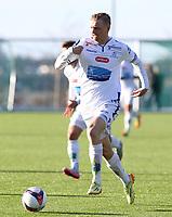 Fotball , 26. mars 2017 , privatkamp , Sandnes Ulf - Haugesund<br />Erik huseklepp fra Haugesund