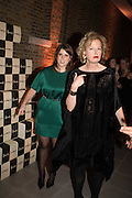 PRINCESS EUGENIE OF YORK; JULIA PEYTON-JONES, Serpentine Gallery and Harrods host the Future Contempories Party 2016. Serpentine Sackler Gallery. London. 20 February 2016