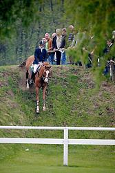 Motmans Jan (BEL) - Quick Chin vd Elsendam<br /> CSIO Lummen 2009<br /> Photo © Dirk Caremans