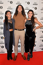 Catheryne, Louis and Alex Michaels from Gogglebox bei den BBC Radio 1 Teen Awards in London / 231016<br /> <br /> <br /> *** BBC Radio 1 Teen Awards in London on October 23, 2016 ***