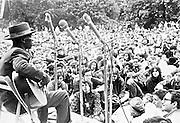 Skip James, Newport Folk Festival, 1964