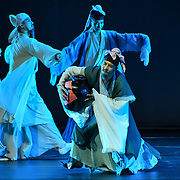"""China """"Shenzhen"""" bring the SPIRIT OF CHINA a chinese tradition of thousands years of history, Chinese culture, lifestyle, with love story, poet, dances and Chinese opera at O2 Academy Brixton,  on 8 September 2019, London, UK."""