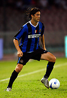 Fotball<br /> Italia<br /> Foto: Inside/Digitalsport<br /> NORWAY ONLY<br /> <br /> Napoli 11/8/2006 <br /> Trofeo Birra Moretti tra Napoli Juventus Inter. <br /> Vittoria della Juventus sul Napoli<br /> <br /> Santiago SOLARI Inter