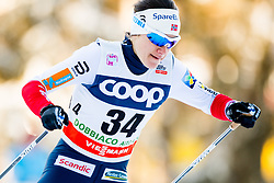 December 16, 2017 - Toblach, ITALY - 171216 Heidi Weng of Norway competes in women's 10km interval start free technique during FIS Cross-Country World Cup on December 16, 2017 in Toblach..Photo: Jon Olav Nesvold / BILDBYRN / kod JE / 160103 (Credit Image: © Jon Olav Nesvold/Bildbyran via ZUMA Wire)