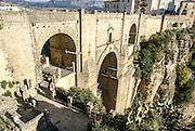 Ronda, Andalusia, Spain The Gorge and bridge