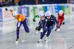 10-12-2016 NED: ISU World Cup Speed Skating, Heerenveen