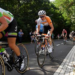 01-09-2016: Wielrennen: Ladies Tour: Sittard<br /> SITTARD (NED) wielrennen: Roxane Knetemann