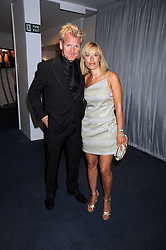 GORDON & TANA RAMSAY at the GQ Men of the Year Awards held at the Royal Opera House, London on 2nd September 2008.<br /> <br /> NON EXCLUSIVE - WORLD RIGHTS