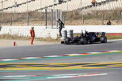February 18, 2019 - Barcelona, Spain - Motorsports: FIA Formula One World Championship 2019, Test in Barcelona, ,  #8 Romain Grosjean (FRA, Haas F1 Team) (Credit Image: © Hoch Zwei via ZUMA Wire)