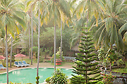 The Kadavu Resort hotel near Calicut (Kozikode) in Kerala, India
