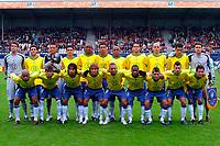 Fotball <br /> FIFA World Youth Championships 2005<br /> Emmen<br /> Nederland / Holland<br /> 12.06.2005<br /> Foto: ProShots/Digitalsport<br /> <br /> Brasil v Nigeria 0-0<br /> <br /> Brasil