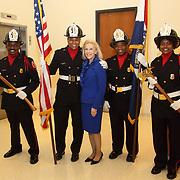 St. Louis City Fire Department Honor Guard, Joan Berkman