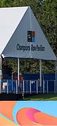 "Sarasota. Florida USA., Sunday,  01/10/2017, General View, Hospitality Area, ""Champions Pavillon"",   2017 FISA World Rowing Championships, Nathan Benderson Park,<br /> [Mandatory Credit. Peter SPURRIER/Intersport Images].<br /> <br /> 09:46:19"