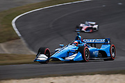 April 5-7, 2019: IndyCar Grand Prix of Alabama, Felix Rosenqvist, Chip Ganassi Racing