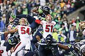 NFL-San Francisco 49ers at Seattle Seahawks-Dec. 29, 2019