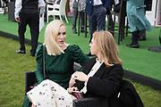 THEA GOSDEN, DENEVIEVE STOW, Qatar Prix de l'Arc de Triomphe, Longchamp, Paris, 6 October 2019